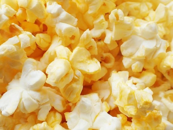 Die Popcornmaschine