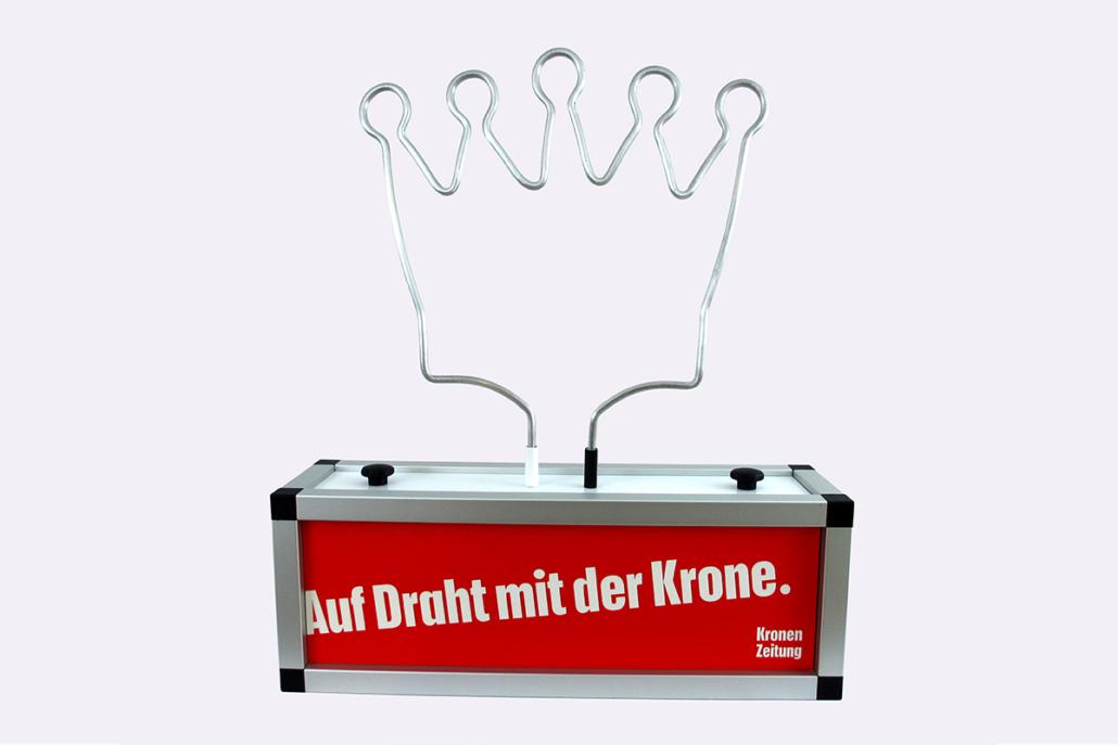 Sonder-Spieldraht »Kronen Zeitung«