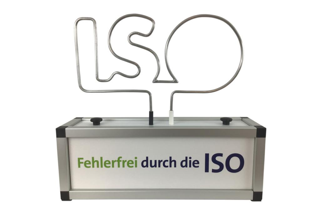 Sondermodell »ISO« für ista