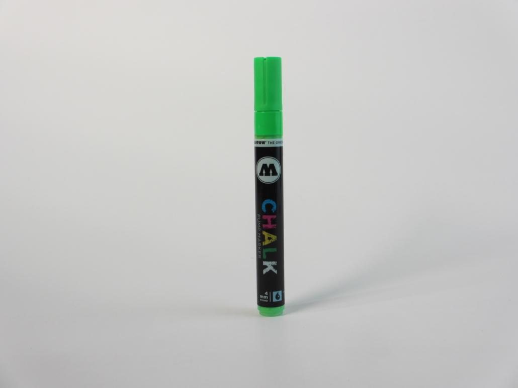 Kreidestift grün