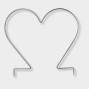 Spieldraht Herz