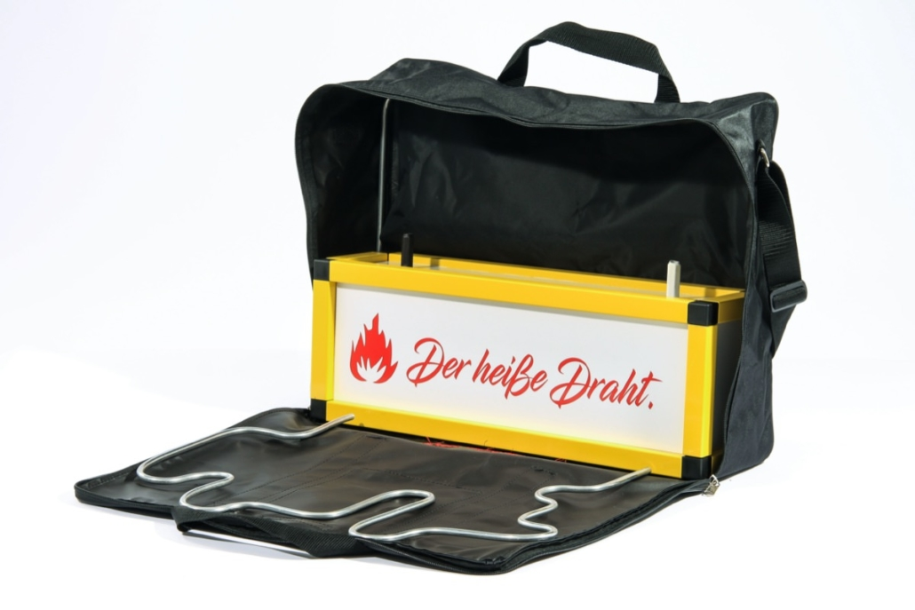 Der Heiße Draht Transporttasche