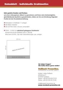 Datenblatt Drahtmotiv